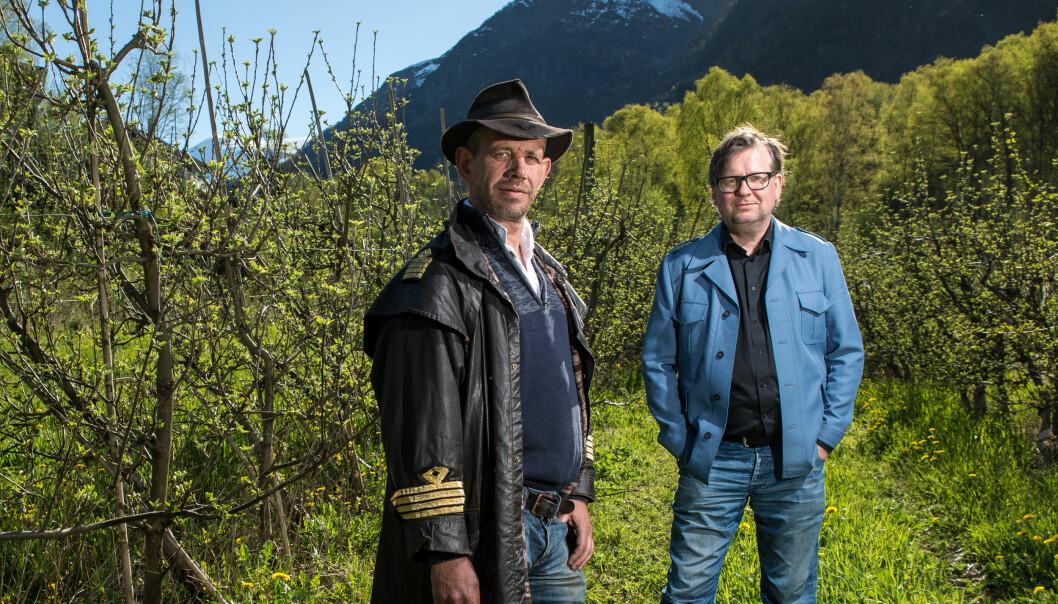<strong>- PINLIG:</strong> Leif Einar Lothe og Finn Tokvam synes det er en svært uheldig episode, og håper nå at de aktuelle personene vil gjøre opp for seg. Foto: Bjørn Langsem / Dagbladet