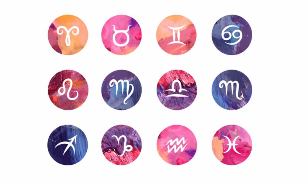 HOROSKOP 2017: Ukens horoskop gjelder for perioden 29. - 05. oktober. FOTO: NTB Scanpix