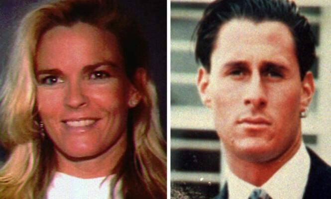 <strong>OFRENE:</strong> Nicole Brown og hennes venn Ron Goldman ble funnet brutalt drept i hennes hjem i Los Angeles 12. juni 1994. Foto: AP / NTB Scanpix