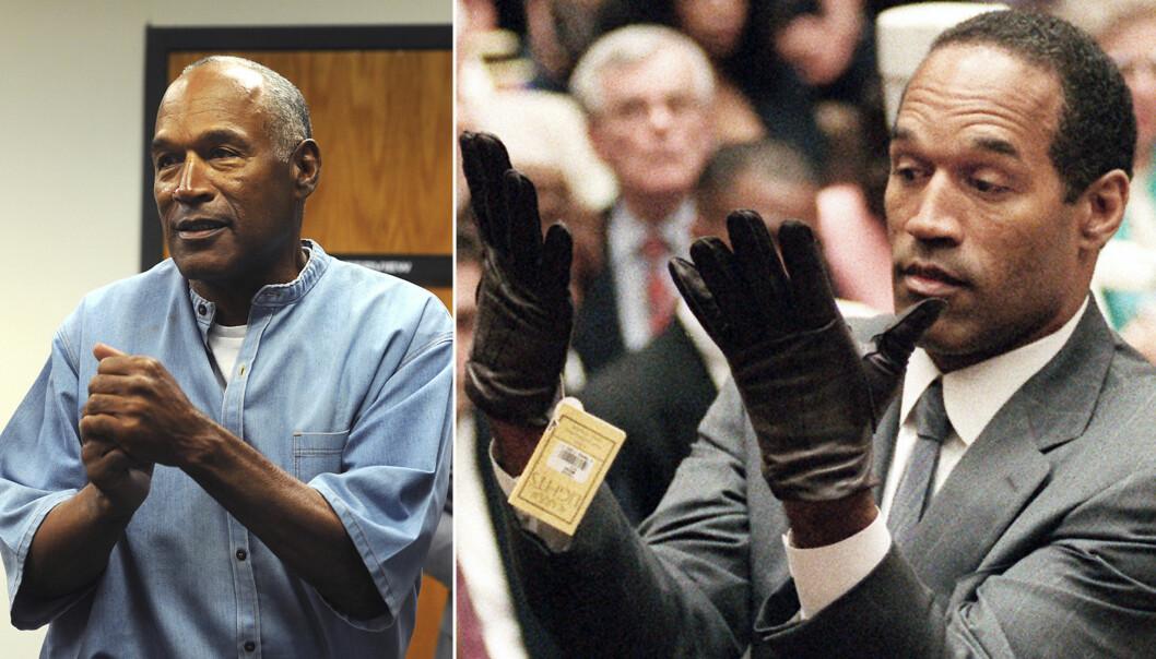 O.J. SIMPSON: - Jeg har sonet min straff så bra og respektfullt som overhode mulig, har O.J. Simpson uttalt. Søndag 1. oktober ble han prøveløslatt. FOTO: NTB Scanpix
