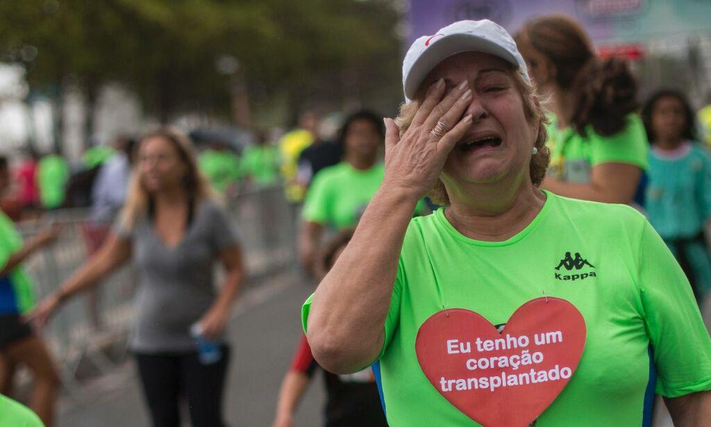 image: OL-tragedien som rører: Løp med død manns hjerte