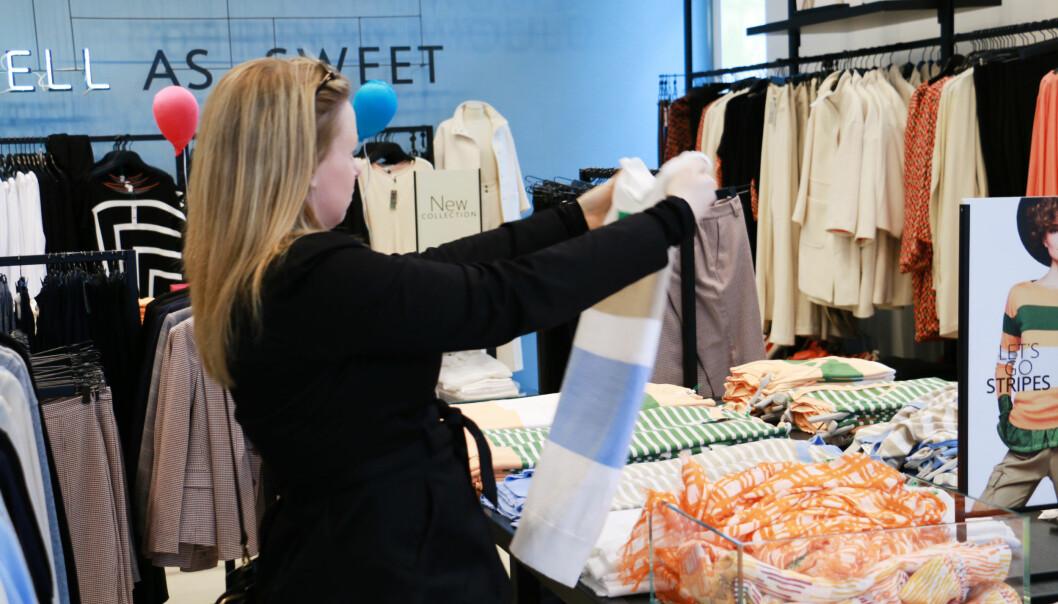 <strong>GUNSTIG SHOPPING:</strong> Du kan gjøre gode kjøp på kjedebutikker i London, sammenliknet med prisene hos de samme kjedene her hjemme. Foto: Berit B. Njarga