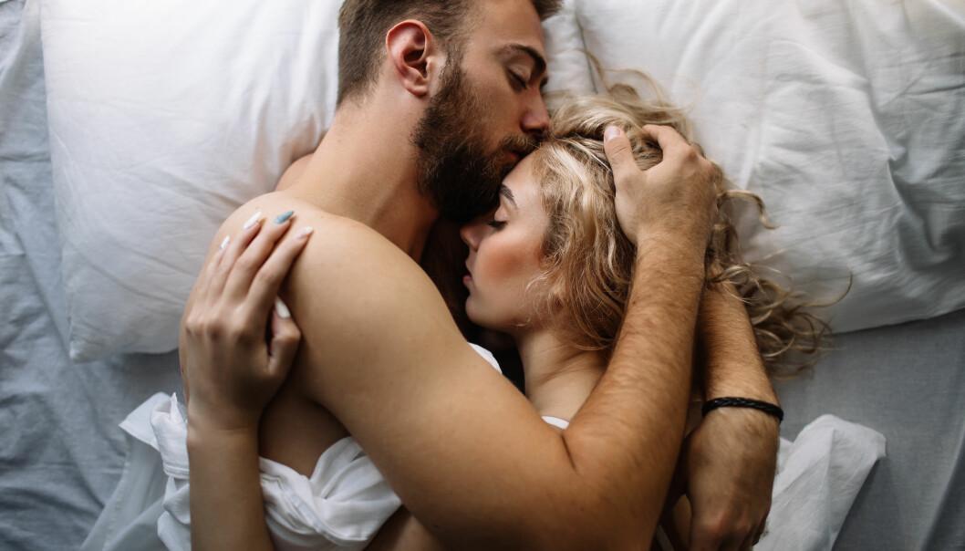 ORGASME: Det kan være mange grunner til at orgasmen uteblir, men mange stoler for mye på at «vanlig sex» med penetrering skal gjøre susen. FOTO: NTB Scanpix