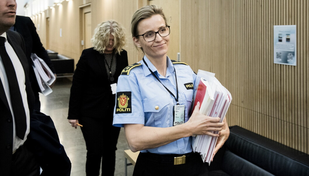 <strong>AKTOR:</strong> Ragnhild Helgesen var aktor i onsdagens fengslingsmøte. Foto: Lars Eivind Bones / Dagbladet