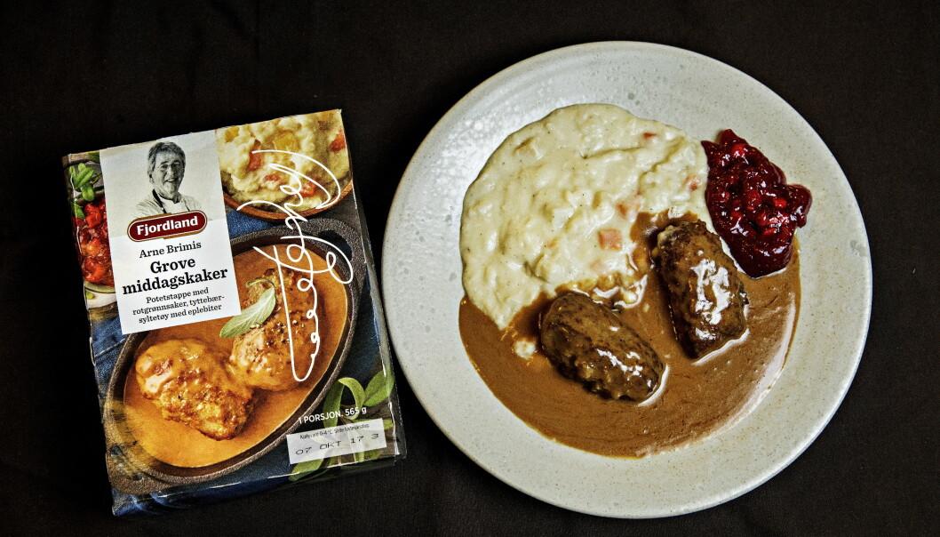 HVILKET DYR ER MIDDAG? Middagskaker er en type mat som høres litt ubestemmelig ut, slik som familiedeig, lunchkaker og favorittbacon.