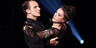 «Skal vi danse»-Ida lar seg ikke stoppe av smerter