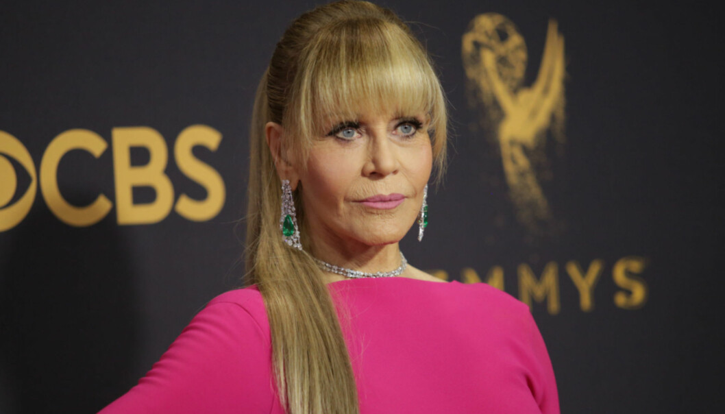 UNGDOMMELIG: Det kan være vanskelig å tro at Jane Fonda fyller 80 neste år. Foto: NTB Scanpix