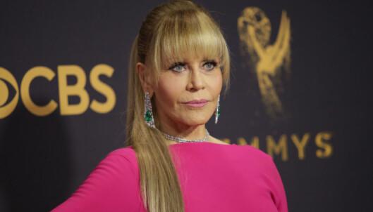 Jane Fonda hylles etter svar om plastisk kirurgi