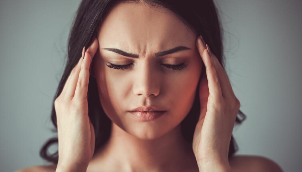 HODEPINE: Hodepine-tabletter kan være en velsignelse når hodepinen slår til. Men hva gjør man når man ikke kan ta dem, eller de ikke har noen virkning lenger? FOTO: NTB Scanpix