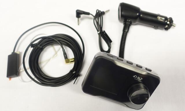 Moderne Stor test av DAB til bil - Javisst kan du installere DAB i bilen EK-51