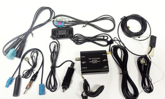Topp Stor test av DAB til bil - Javisst kan du installere DAB i bilen KV-24