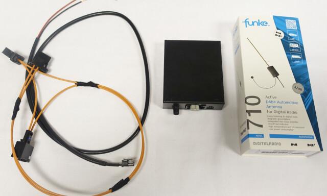 Avansert Stor test av DAB til bil - Javisst kan du installere DAB i bilen QP-96