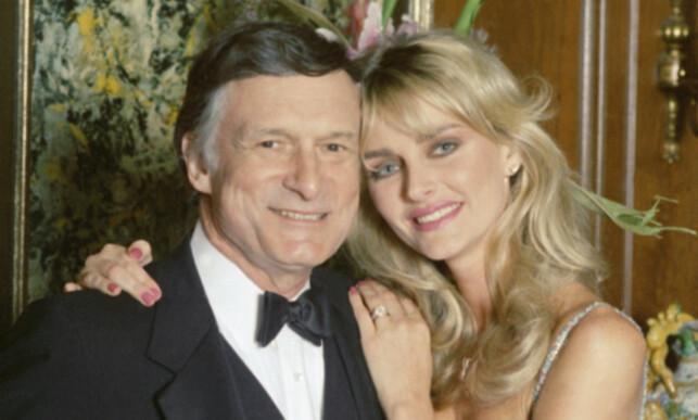 RYDDET OPP: Kimberly Conrad forsøkte å gjøre om Playboy Mansion til et familiehjem da hun var gift med Hefner. Foto: NTB scanpix