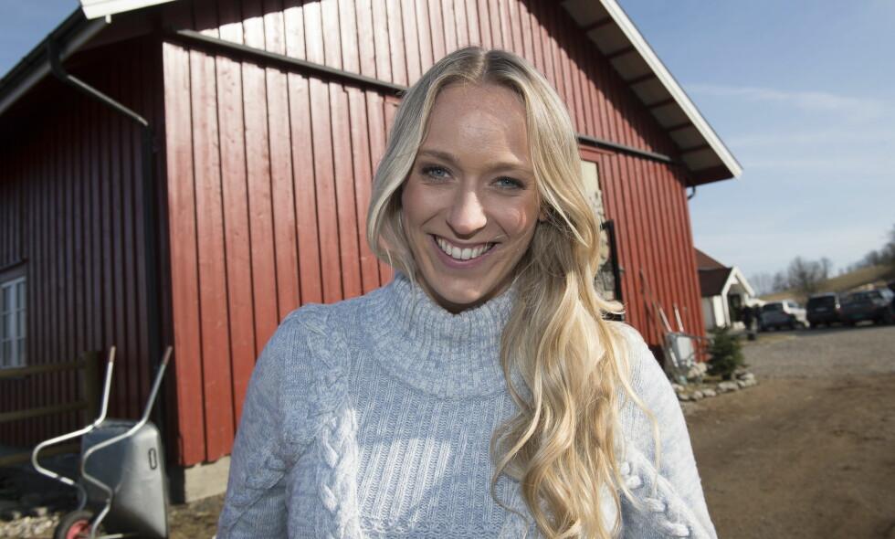 NY JOBB: Katarina Flatland takket ja til «Idol»-jobben halvveis inn i innspillingen til «Jakten på kjærligheten». Foto: Lars Eivind Bones / Dagbladet