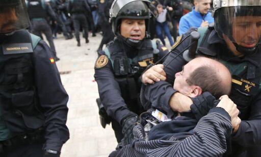 image: Rajoy skadeskyter Spanias demokrati