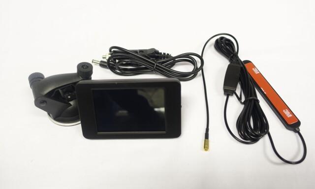 Flott Stor test av DAB til bil - Javisst kan du installere DAB i bilen AV-09