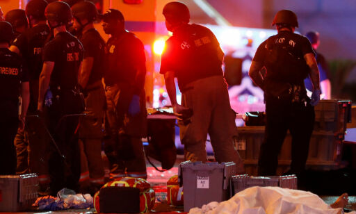 image: Minst 58 drept, over 515 skadd i festivalskyting i Las Vegas