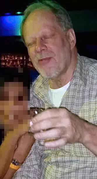 <strong>ANTATT GJERNINGSMANN:</strong> Stephen Paddock (64) skal ifølge politiet ha tatt livet av seg selv etter å ha gjennomført den verste masseskytingen i amerikansk historie. Foto: REX/Shutterstock