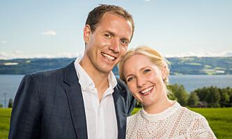 <strong>IKKE NATURLIG:</strong> Kari Leksås forteller til Se og Hør at det ikke føltes naturlig mens de fremdeles var i ferd med å bli kjent. Foto: TV 2