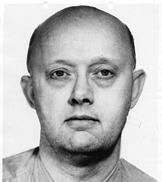 «CHROMEDOME»: Faren til Las Vegas-skytteren Stephen PAddock (64), var en kjent amerikansk bankraner ved navn Benjamin Hoskins Paddock. Her er bildet FBI brukte av ham da de plasserte ham på lista over USAs 10 mest etterlyste menn i 1971. Foto: FBI