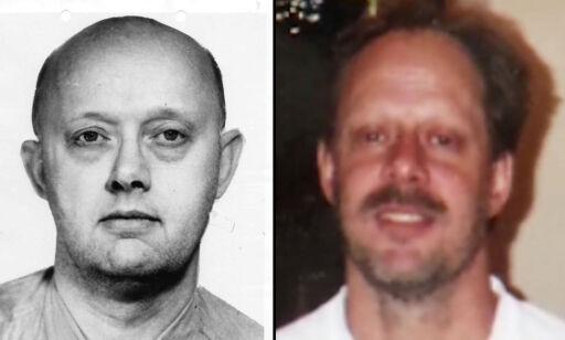 image: Faren til den mistenkte massedrapsmannen var blant USAs mest ettersøkte