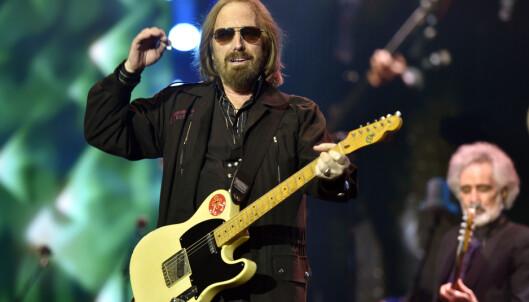 <strong>PRISER:</strong> Tom Petty har blitt tildelt en rekke priser for sitt arbeid som musiker. Både alene og med bandet Tom Petty and the Heartbreakers. Foto: Invision