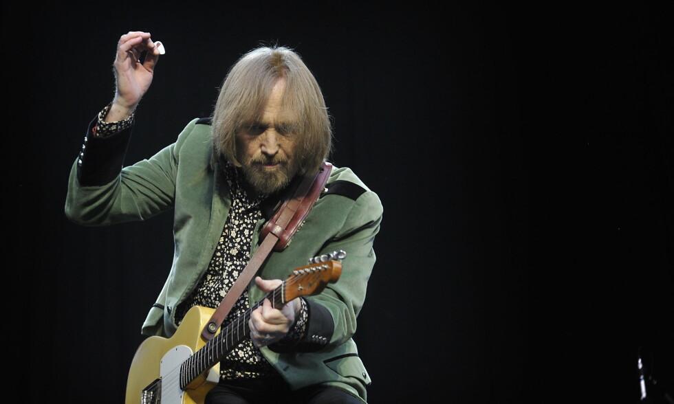 I OSLO: Tom Petty på Norwegian Wood i Oslo sommeren 2012. Det var en konsert for evigheten. Foto Hans A. Vedlog / Dagbladet