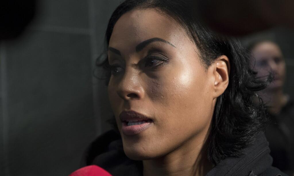 FORFALL: Cecilia Brækhus har fått fire kjedelige forfall til sitt boksestevne i Stokke førstkommende lørdag. Foto: Arne V. Hoem / Dagbladet