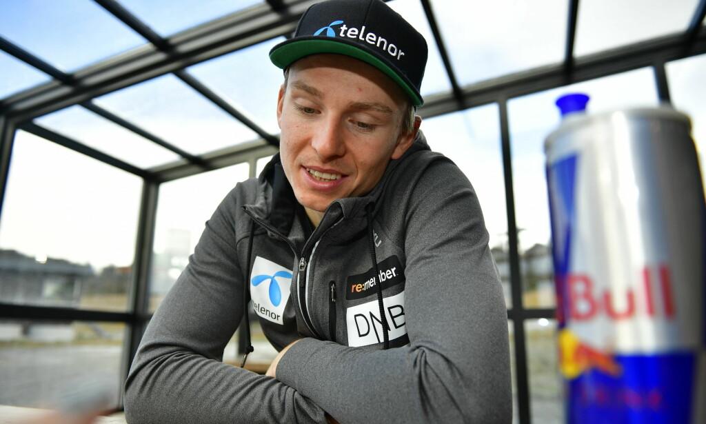 TILBAKE: Henrik Kristoffersen er tilbake på landslaget. Nå er han på samling med teknikk-laget på Geilo. Foto: Lars Eivind Bones/Dagbladet