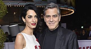 image: Slik er Clooneys liv som nybakt far til tvillinger
