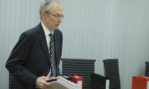 PURRET: Statsadvokat Kim Sundet sier han gjentatte ganger purret på tyrkiske myndigheter for å få utlevert rettsdokumentene om den tiltalte 34-åringen. Foto: Terje Pedersen / NTB Scanpix
