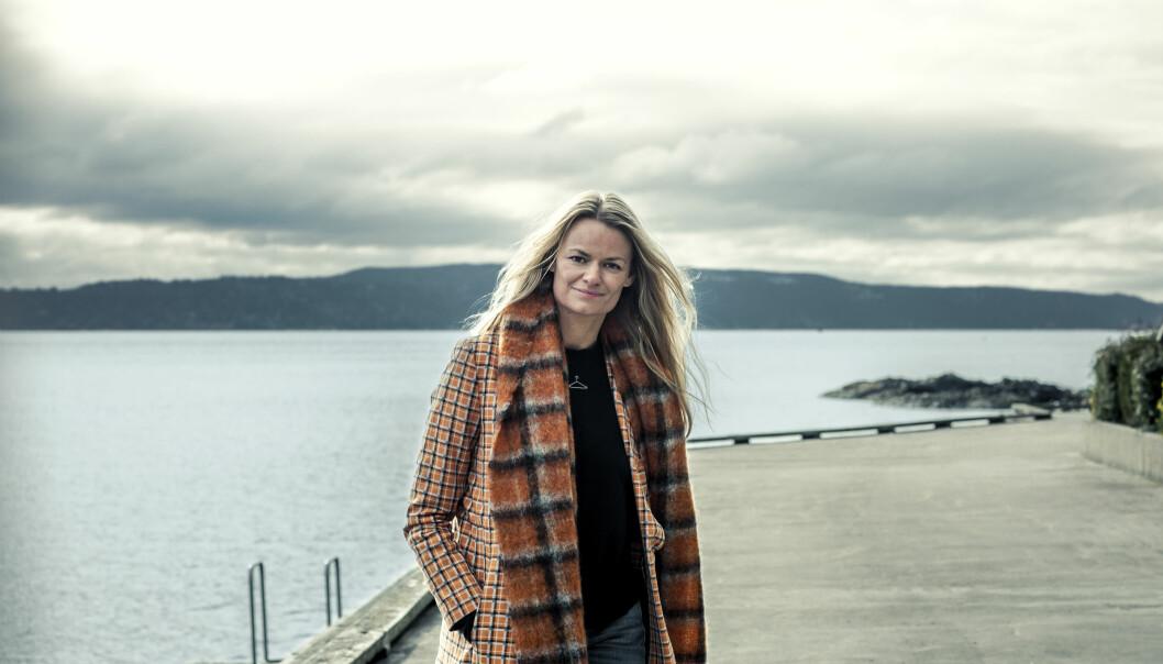 <strong>SUSANNE HOLZWEILER:</strong> - Jeg jobber nok mye mer enn de fleste, men det er livsstil, og jeg elsker det. Nå har jeg også lært meg å sette grenser, sier Susanne til KK. Foto: Astrid Waller