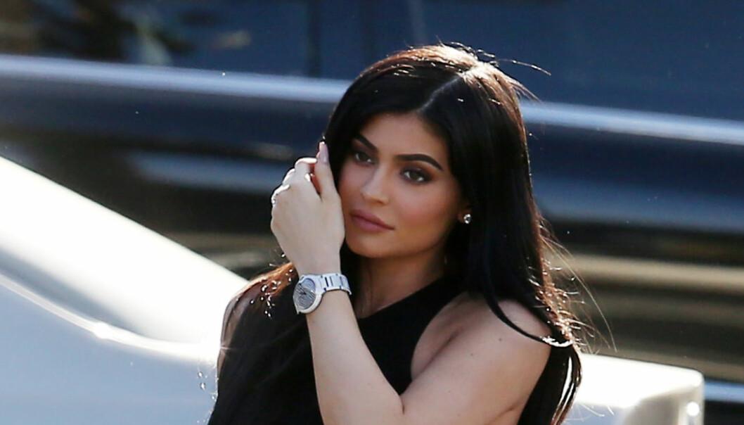 - Kylie Jenner har kjøpt babyutstyr for 560 000 kroner