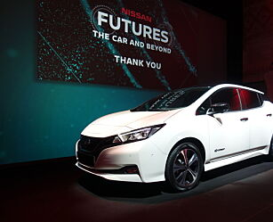 image: Nissan endrer garantivilkårene