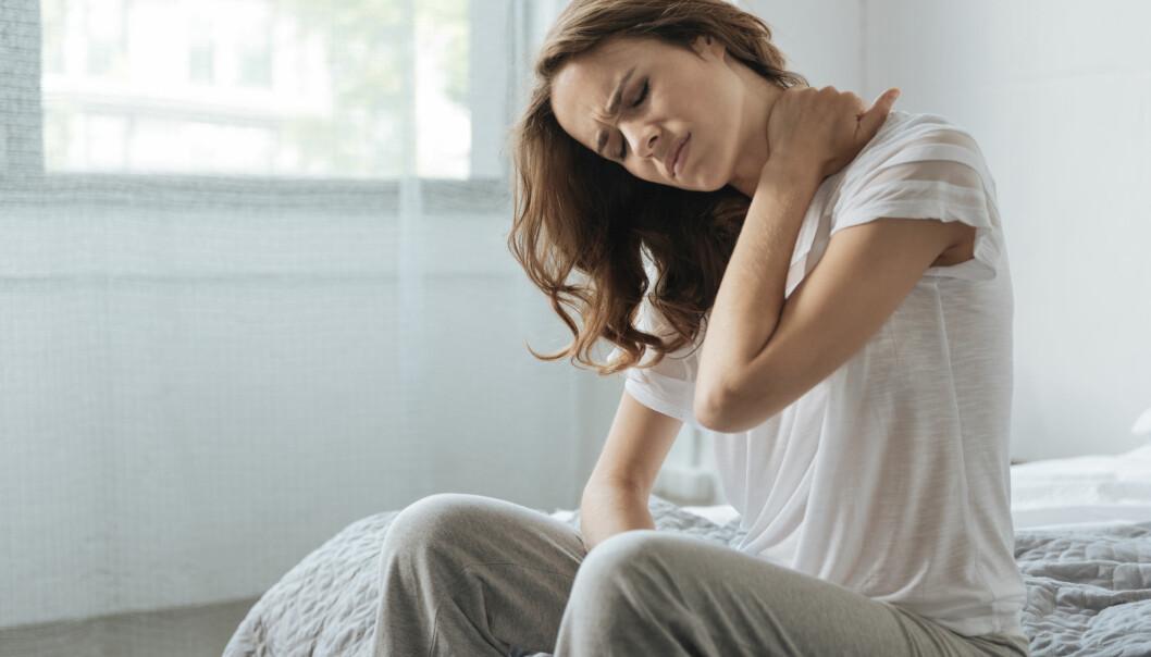 MUSKELKNUTER: Muskelknuter er ikke farlig, men kan være vondt og plagsomt. FOTO: NTB Scanpix