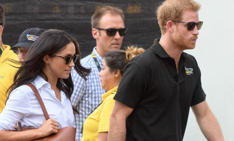 OFRER FOR KJÆRLIGHETEN: Flere hevder at prins Harry snart vil fri til Meghan Markle. Hun skal allerede være klar for å legge skuespillerkarrieren til side for kjærligheten. Foto: Shutterstock