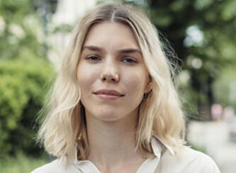 EKSPERTEN: Blogger og tekstforfatter Maja Hattvang mener øyemasker kan gjøre susen mot hovne øyne. FOTO: Anne Valeur