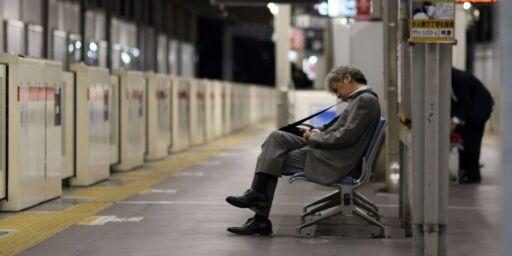 image: I Japan dør folk på jobb. «Karoshi» har krevd nok et offer