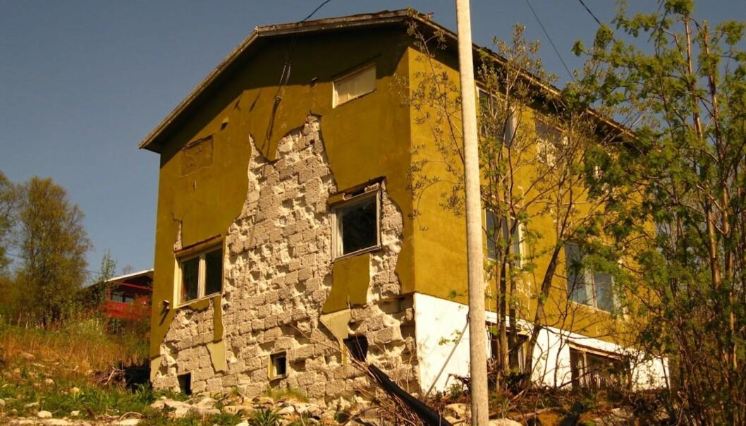 IKKE BEIRUT: Parti fra Torsken