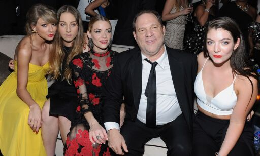 US-THE-WEINSTEIN-COMPANY-&-NETFLIX'S-2015-GOLDEN-GLOBES-AFTER-PA