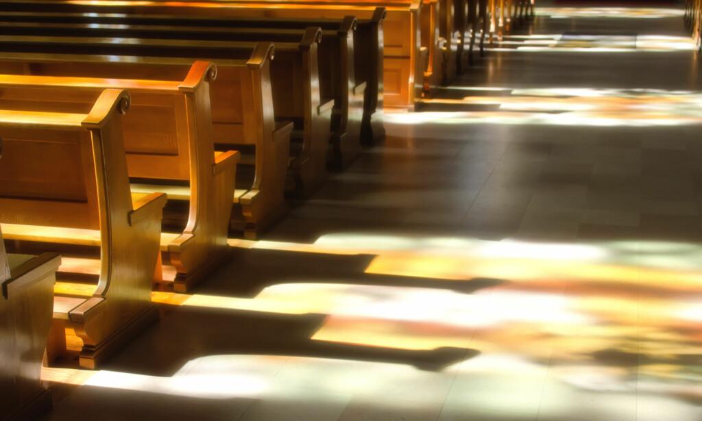 GUDSERFARING: Å avfeie menneskets gudserfaring med et filosofisk pennestrøk, er også å avfeie grunnlaget for mye av den viktigste filosofering om mennesket og dets verd som historien har frambrakt, skriver artikkelforfatterne. Foto: NTB scanpix