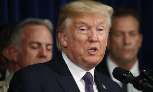image: Trumps kryptiske melding om Nord-Korea: - Bare én ting virker!