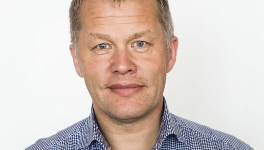 UNDERRAPPORTERER: - Jeg tror endel eldre pynter på sannheten om sitt alkoholforbruk, sier Petter Brelin, fastlege og leder av Norsk forening for allmennmedisin (NFA) Foto: Thomas Barstad Eckhoff/Legeforeningen