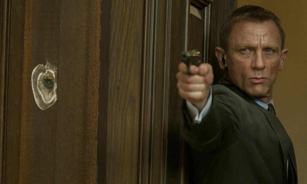 image: Hollywood snuser på Vestlandet med ny og enorm «James Bond»