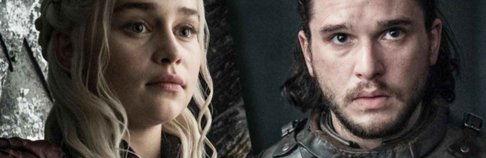 «GAME OF THRONES»: På Pinterest har antall søk på Daenarys Targaryen-kostymer gått opp med 91% prosent i år og Jon Snow-kostymer med 280% prosent. FOTO: Scanpix