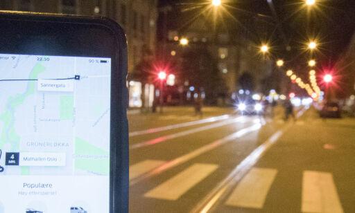 image: Uber trekker seg ut av Norge
