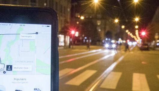 Uber trekker seg ut av Norge