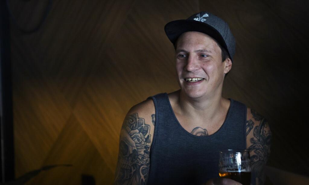 BLE FAR: Rapper Pål Tøien, også kjent som OnklP. Foto: Frank Karlsen / Dagbladet