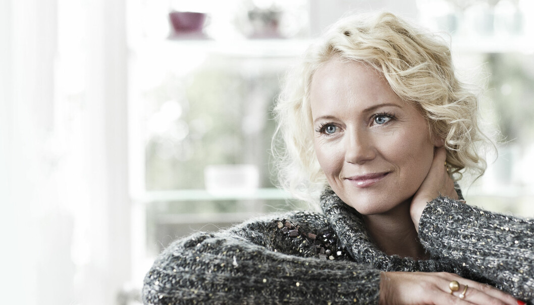 HEDDA KISE: Vi har slått an en prat med hele Norges Hedda Kise - om livet og kjærligheten. FOTO: Astrid Waller
