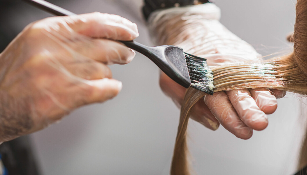 HAIR CONTOURING: I denne saken får du ekspertenes tips til hva du bør tenke på før du prøver hair contouring. FOTO: NTB Scanpix